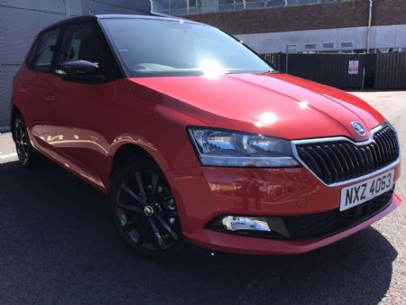 Skoda FABIA COLOUR EDITION MPI