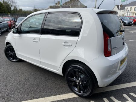 Skoda CITIGO BLACK EDITION MPI