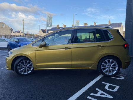Volkswagen GOLF SV GT TSI BLUEMOTION