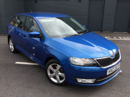 Skoda RAPID SPACEBACK SE TECH TDI CR
