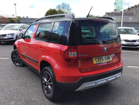 Skoda YETI OUTDOOR SE TDI CR