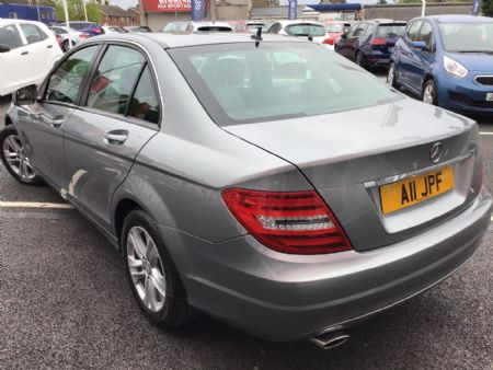 Mercedes-Benz C200 EXECUTIVE SE CDI BLUECY A