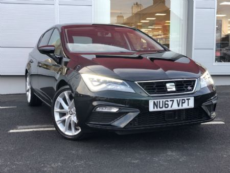 SEAT LEON FR TECHNOLOGY TSI