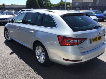 Skoda SUPERB SE BUSINESS TDI