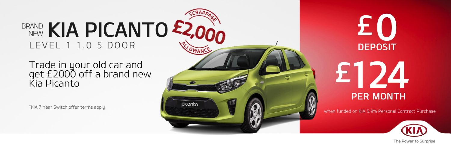 new kia car offers available at howard abraham based in lurgan northern ireland. Black Bedroom Furniture Sets. Home Design Ideas
