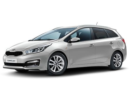 Kia All-New Ceed Sportswagon