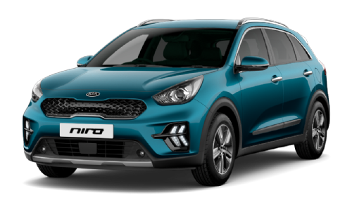KiaNiro Self-Charging Hybrid