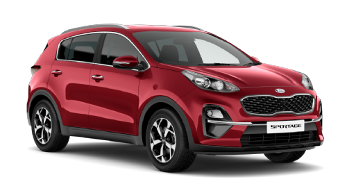 KiaNew Sportage'2' 1.6 CRDi 134BHP 48V MILD-HYBRID DIESEL 6-SPD / PERSONAL CONTRACT HIRE