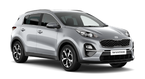 KiaNew Sportage'2' 1.6 GDi 130BHP PETROL 6-SPD / PERSONAL CONTRACT HIRE